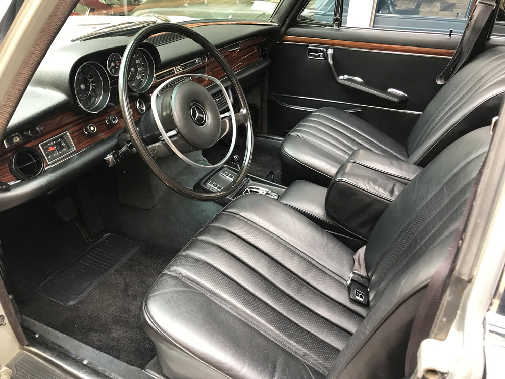 1971 Mercedes Benx 300SEL 6.3 SOLD (picture 4 of 6)