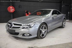 2010 MERCEDES-BENZ SL300 cabrio For Sale by Auction