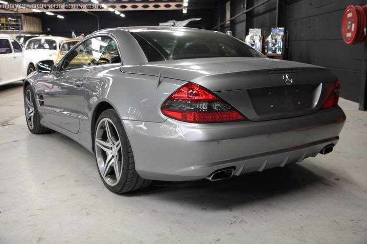 2010 MERCEDES-BENZ SL300 cabrio For Sale by Auction (picture 5 of 6)