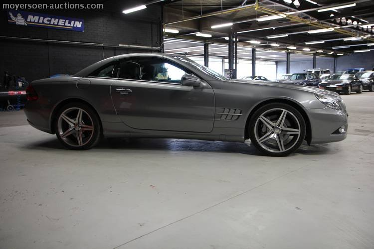2010 MERCEDES-BENZ SL300 cabrio For Sale by Auction (picture 6 of 6)