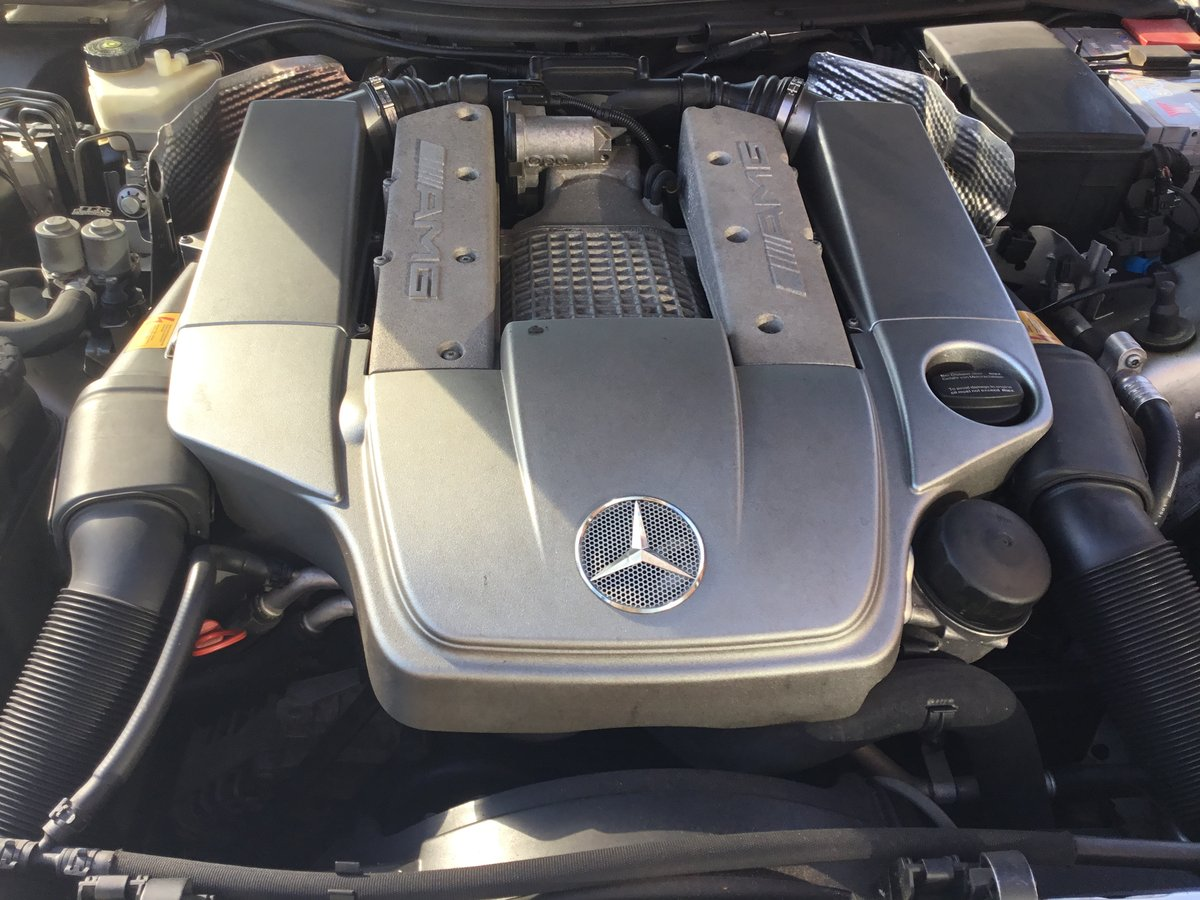 2001 SLK32 AMG For Sale (picture 2 of 5)