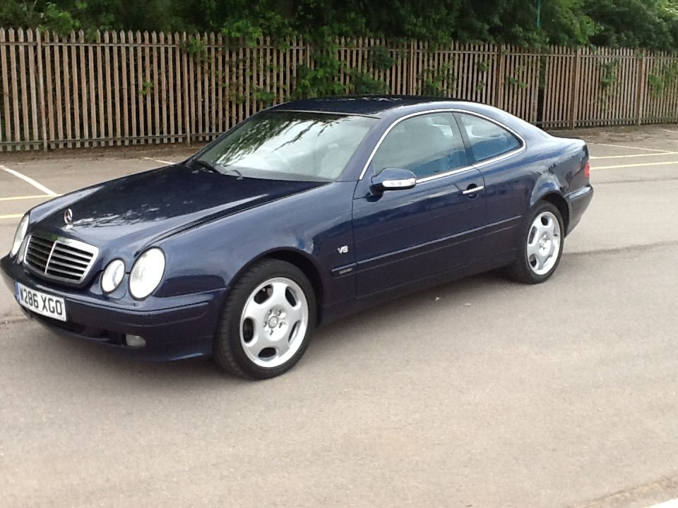 2000 Rare Mercedes clk v8 For Sale (picture 1 of 6)