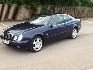 2000 Rare Mercedes clk v8 For Sale