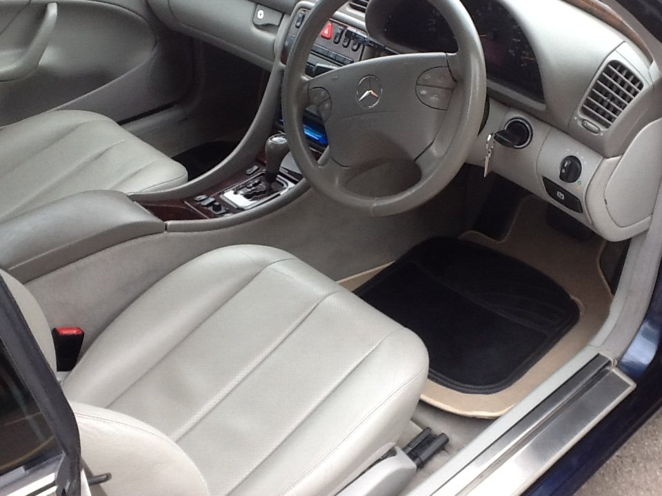 2000 Rare Mercedes clk v8 For Sale (picture 4 of 6)