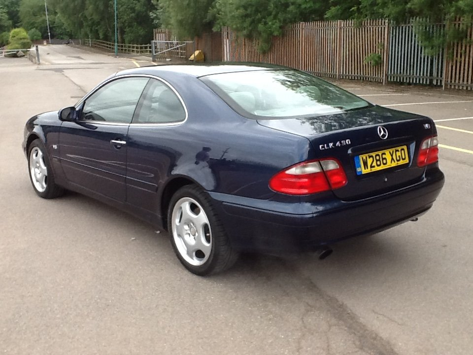 2000 Rare Mercedes clk v8 For Sale (picture 6 of 6)