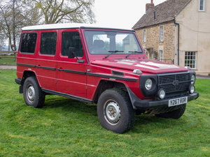 2001 Rare Steyr-Puch G Wagon tax exempt Fire Engine
