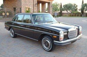 1971 Mercedes-Benz 250 sedan = Full Restored Brown $obo For Sale