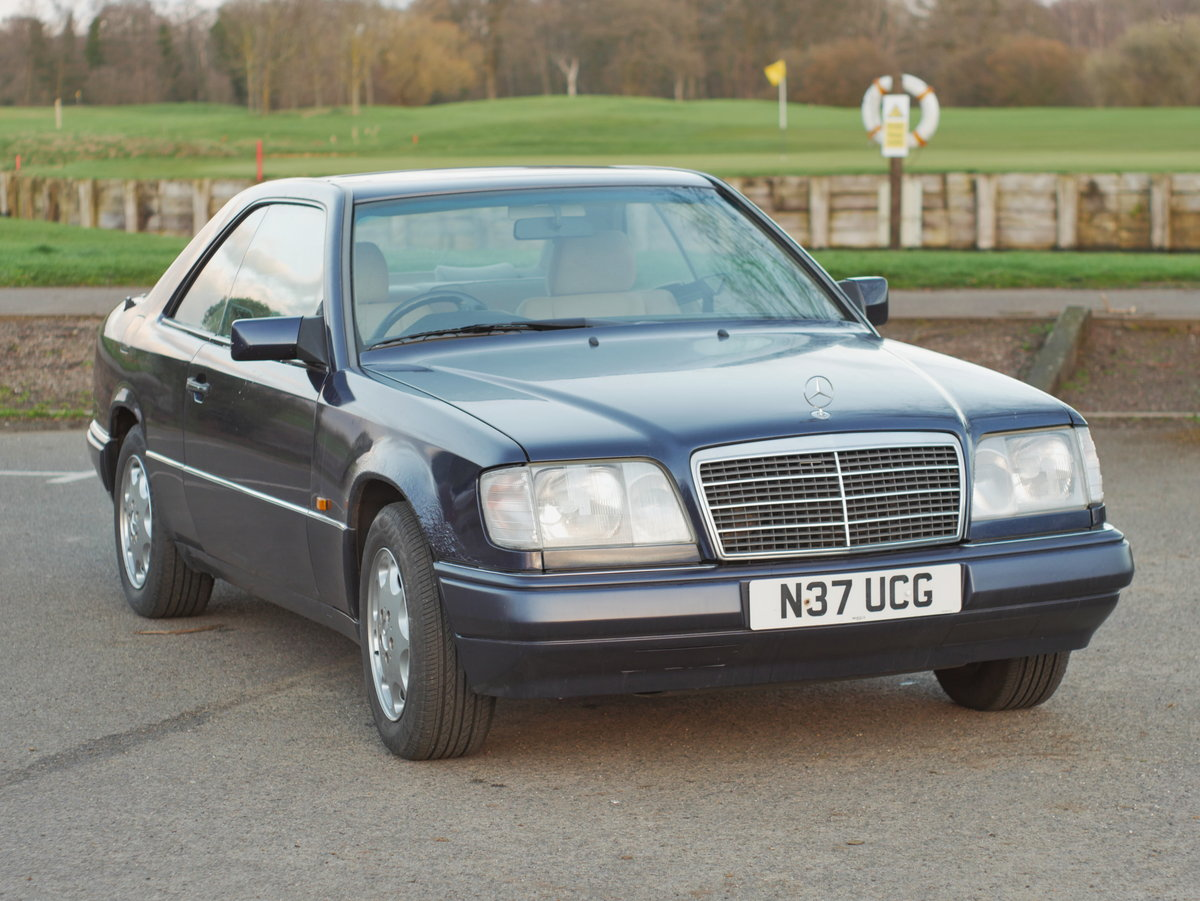 1995 Mercedes E220 Coupe - W124 C124 For Sale (picture 1 of 6)