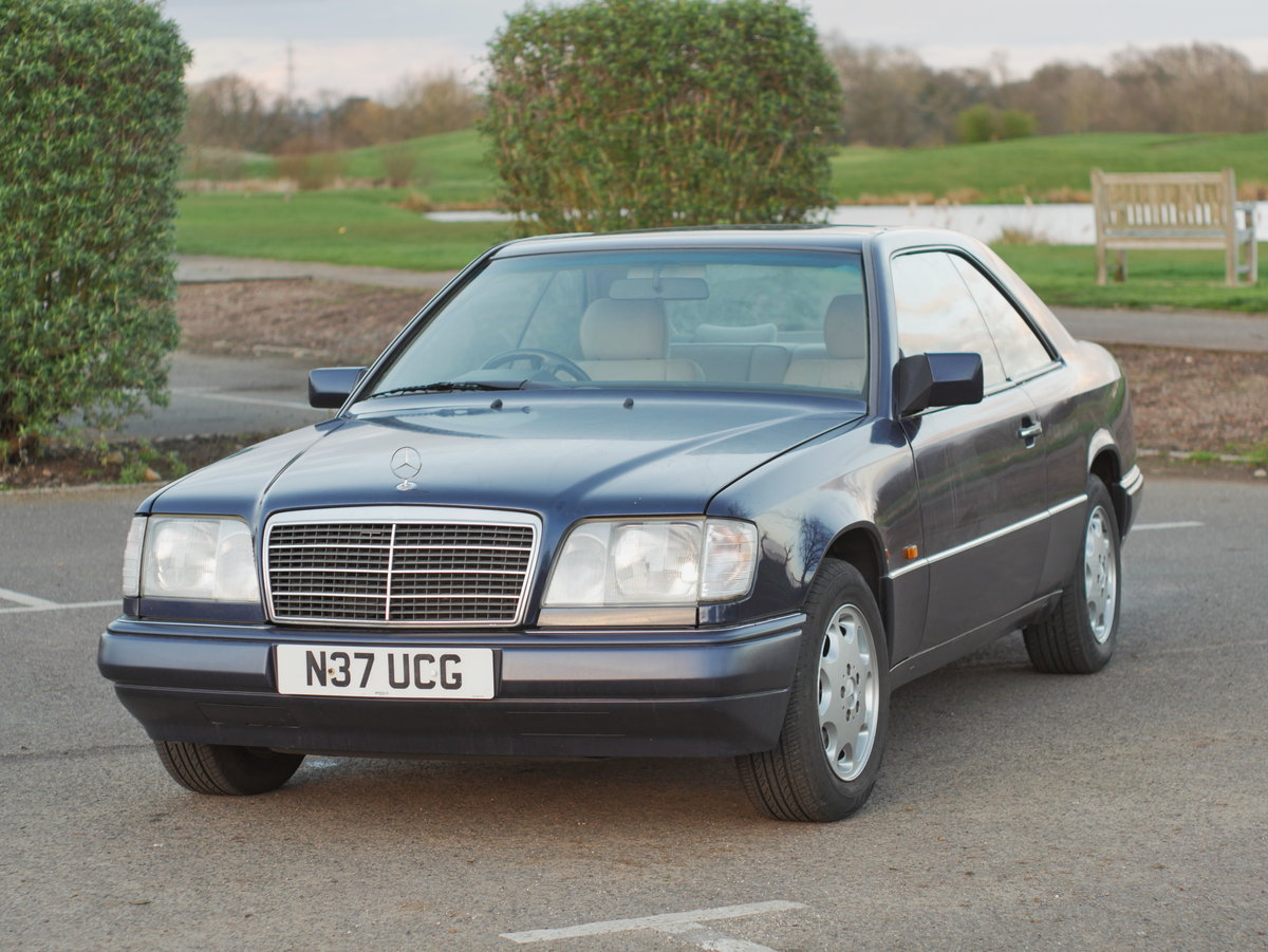 1995 Mercedes E220 Coupe - W124 C124 For Sale (picture 2 of 6)