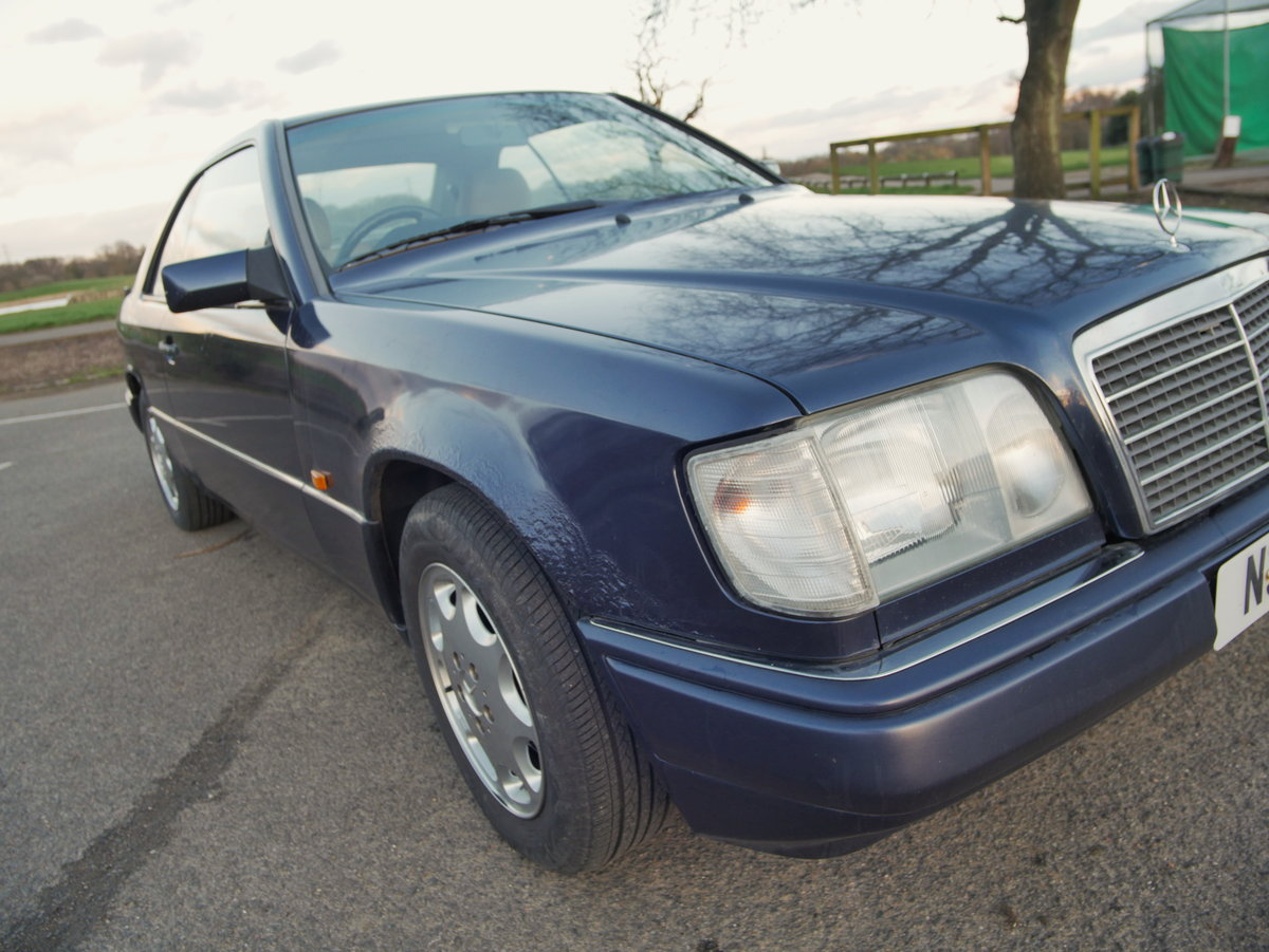 1995 Mercedes E220 Coupe - W124 C124 For Sale (picture 5 of 6)