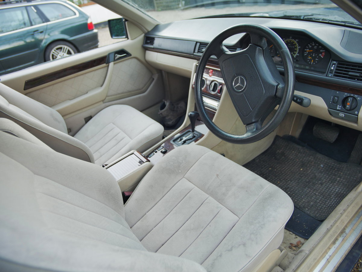 1995 Mercedes E220 Coupe - W124 C124 For Sale (picture 6 of 6)