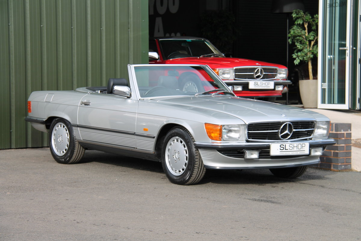 1987 MERCEDES-BENZ 300 SL | STOCK #2084 For Sale (picture 1 of 6)