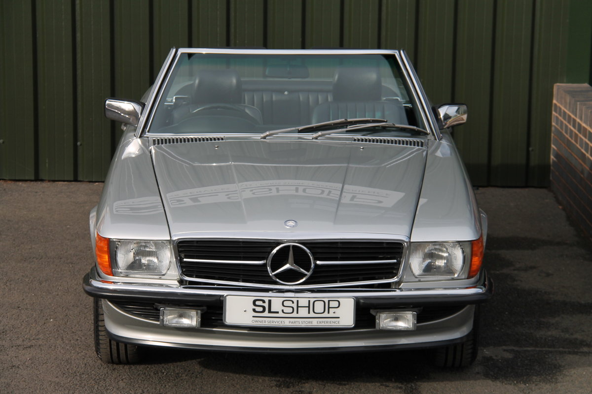 1987 MERCEDES-BENZ 300 SL | STOCK #2084 For Sale (picture 2 of 6)