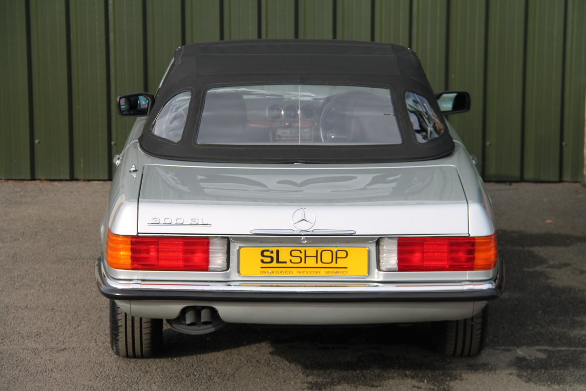 1987 MERCEDES-BENZ 300 SL | STOCK #2084 For Sale (picture 6 of 6)