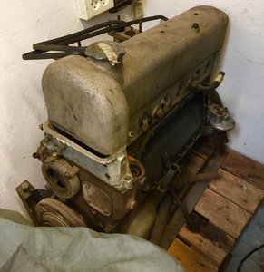 1955 Nice clean engine
