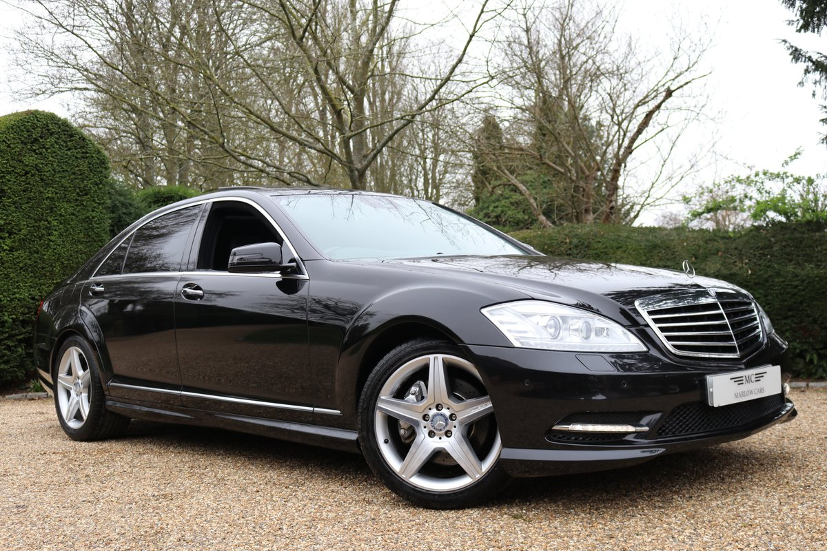 2013 Mercedes S Class S350L BLUETEC L AMG LINE For Sale (picture 1 of 6)