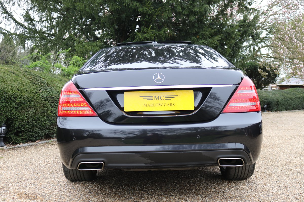2013 Mercedes S Class S350L BLUETEC L AMG LINE For Sale (picture 5 of 6)