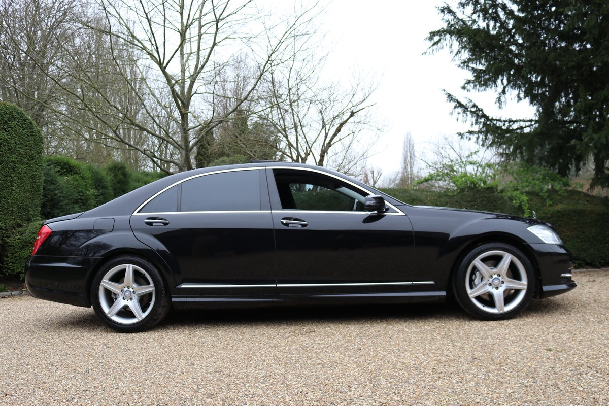 2013 Mercedes S Class S350L BLUETEC L AMG LINE For Sale (picture 6 of 6)