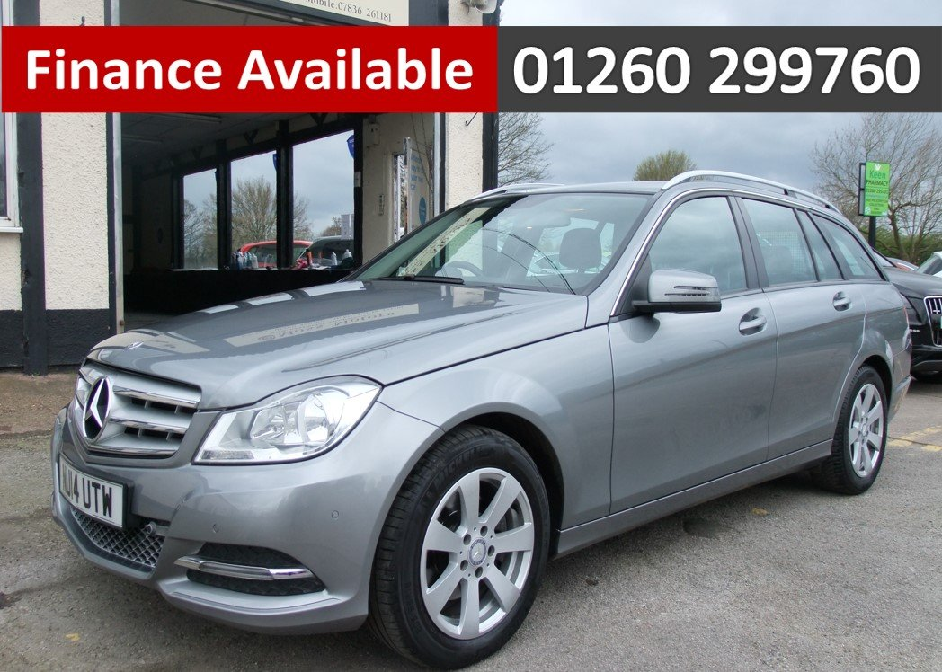 2014 MERCEDES-BENZ C-CLASS 2.1 C220 CDI BLUEEFFICIENCY EXECUTIVE  SOLD (picture 1 of 6)