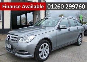 2014 MERCEDES-BENZ C-CLASS 2.1 C220 CDI BLUEEFFICIENCY EXECUTIVE
