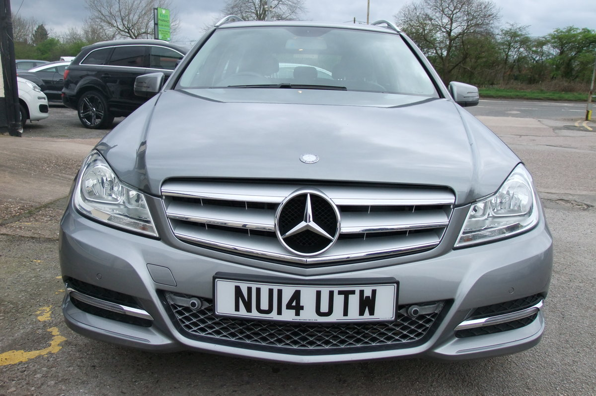 2014 MERCEDES-BENZ C-CLASS 2.1 C220 CDI BLUEEFFICIENCY EXECUTIVE  SOLD (picture 4 of 6)