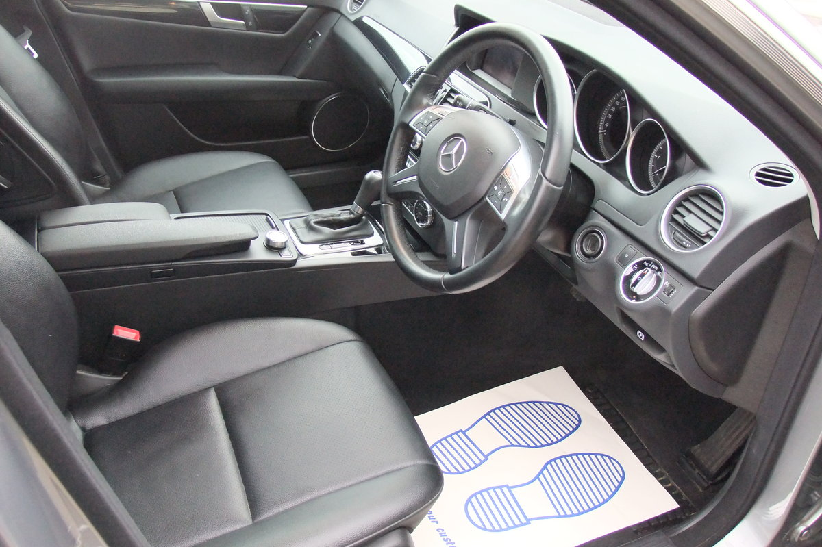 2014 MERCEDES-BENZ C-CLASS 2.1 C220 CDI BLUEEFFICIENCY EXECUTIVE  SOLD (picture 6 of 6)