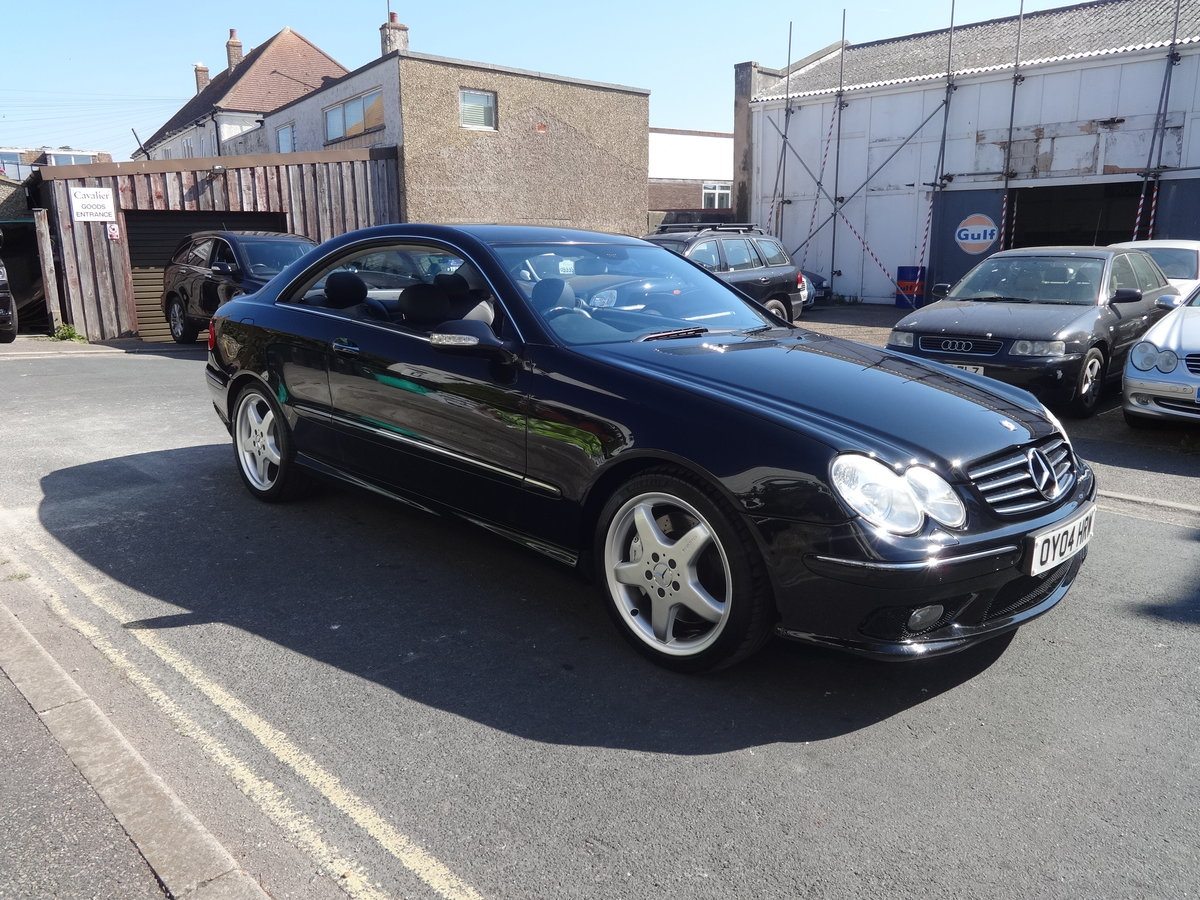 2004 Mercedes Benz CLK55 AMG For Sale (picture 2 of 6)