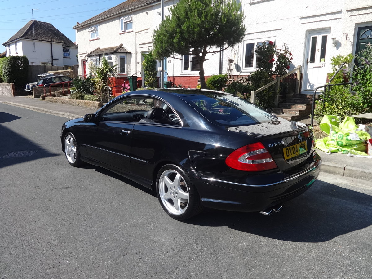 2004 Mercedes Benz CLK55 AMG For Sale (picture 3 of 6)