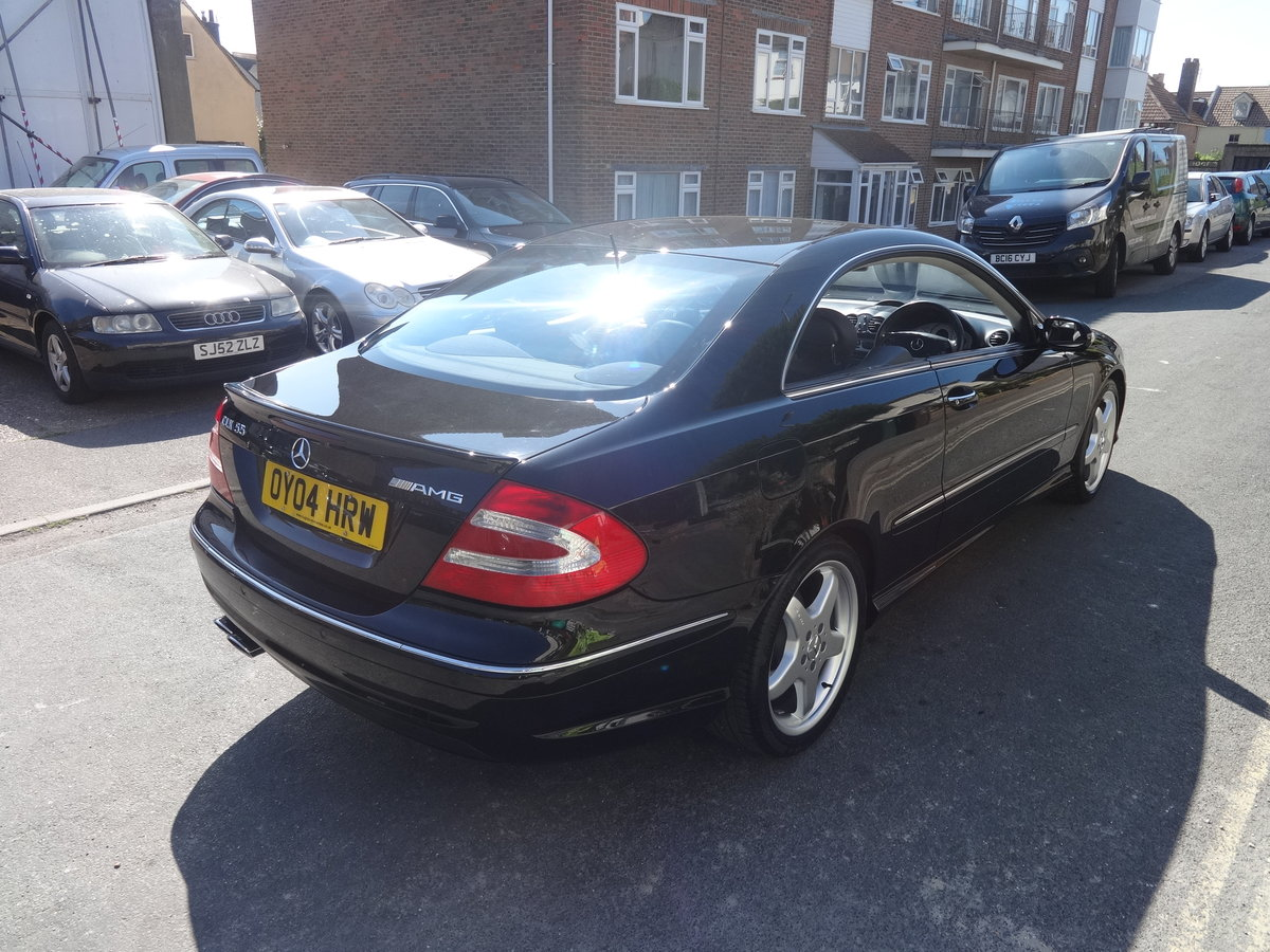 2004 Mercedes Benz CLK55 AMG For Sale (picture 4 of 6)