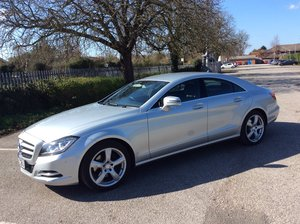 2013 Mercedes-Benz CLS350 CDi BlueEFFICIENCY Coupe 7G-Tronic SOLD