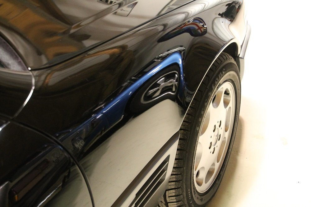 1993 MB 300 SL - 24 / 21000 km / 2 owners / like a new car For Sale (picture 6 of 6)