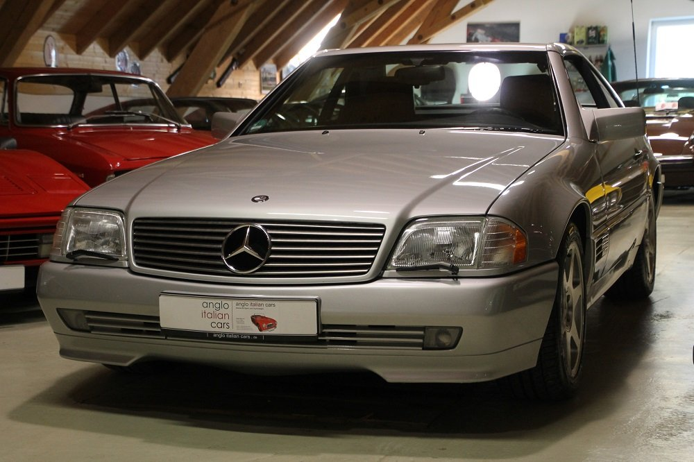 1995 MB 320 SL / Mille Miglia Collector Edition For Sale (picture 1 of 6)