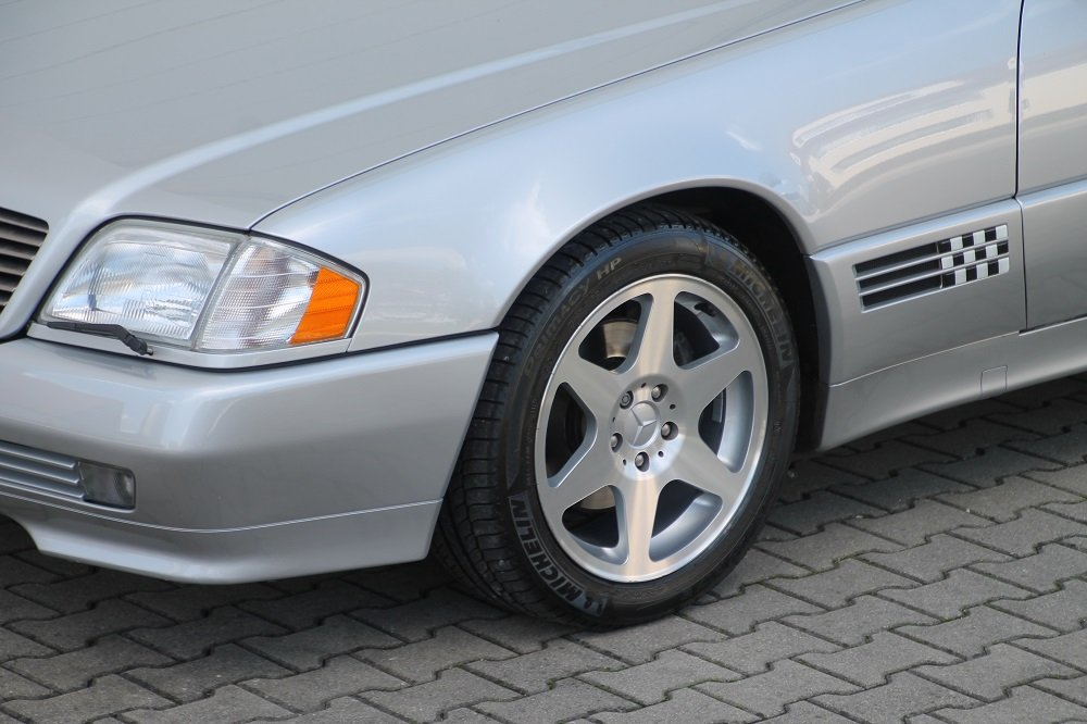 1995 MB 320 SL / Mille Miglia Collector Edition For Sale (picture 6 of 6)
