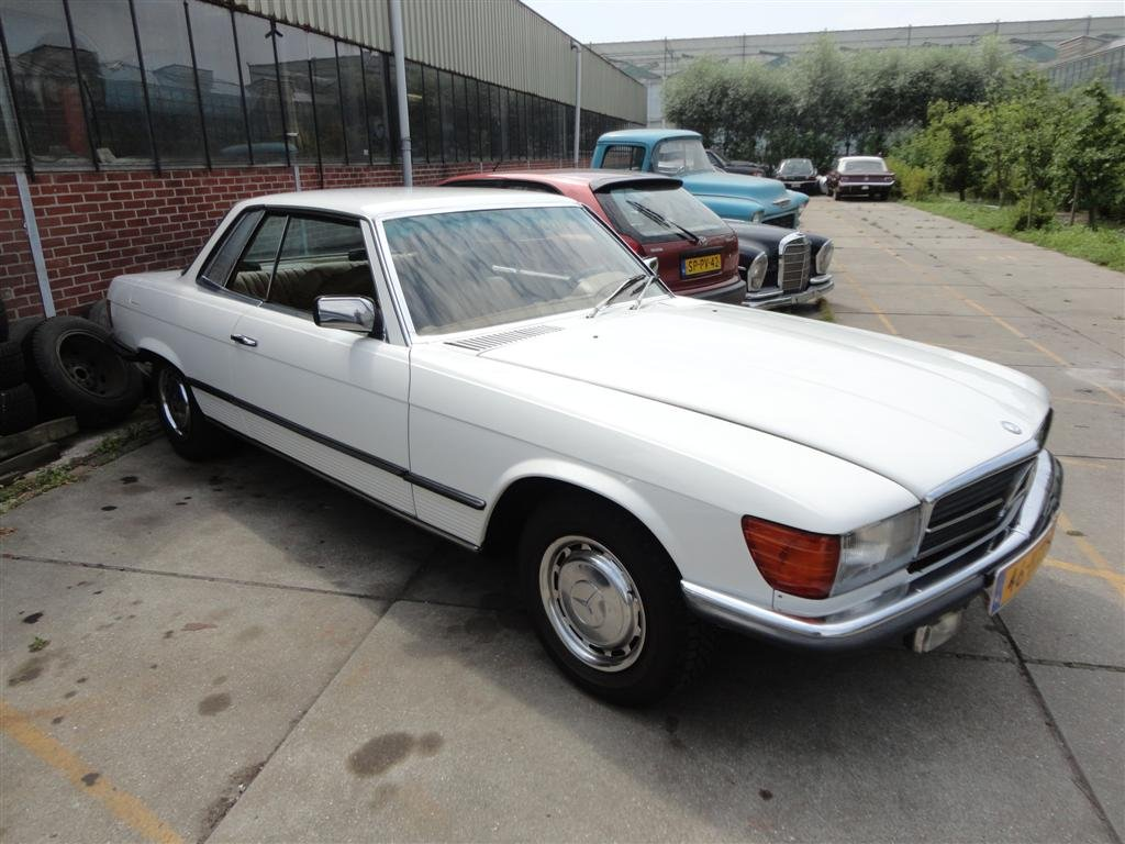 1979 Mercedes 280 SLC for sale For Sale (picture 1 of 6)