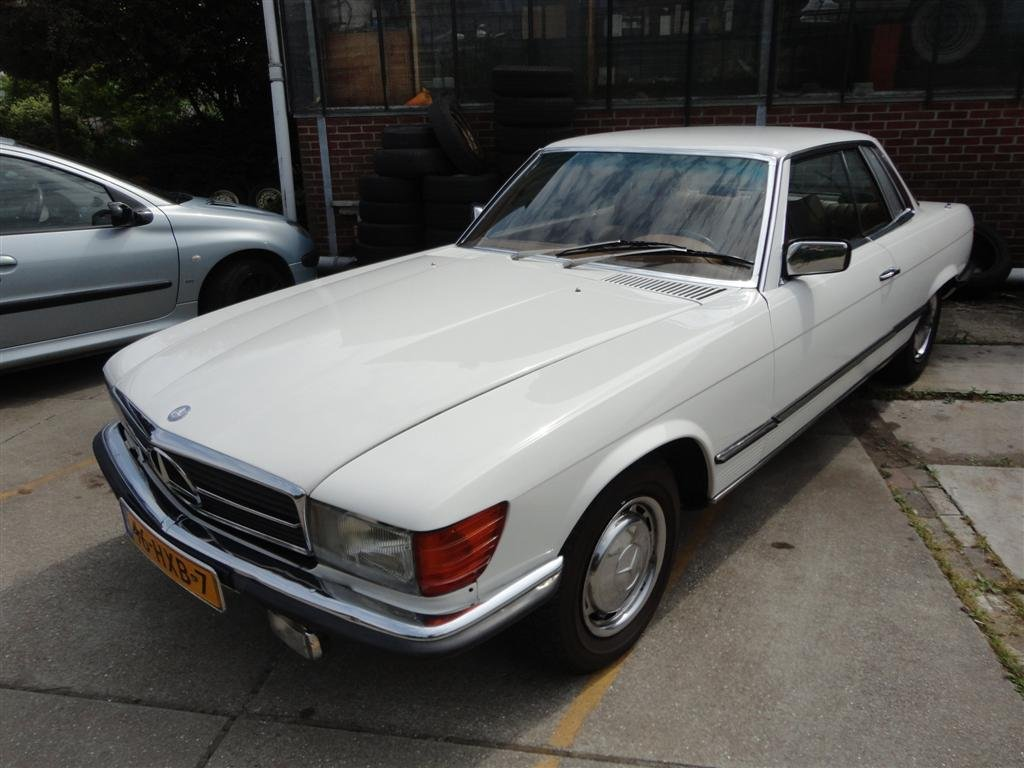 1979 Mercedes 280 SLC for sale For Sale (picture 2 of 6)