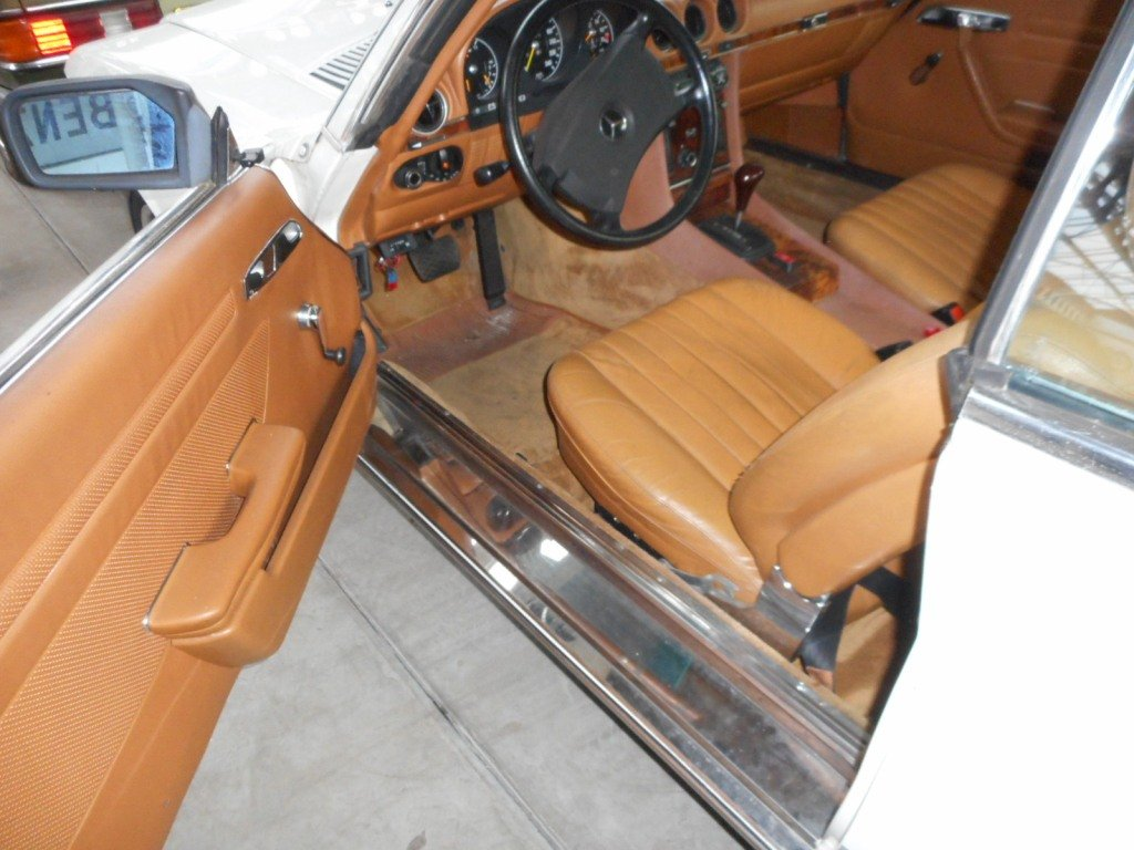 1979 Mercedes 280 SLC for sale For Sale (picture 3 of 6)