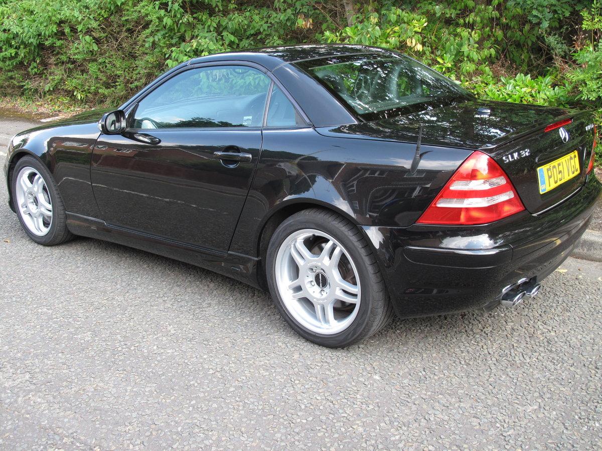2001 SLK32AMG For Sale (picture 3 of 6)
