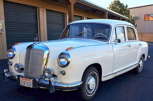 1957 Very RARE Executive Modell with orig. KM   For Sale