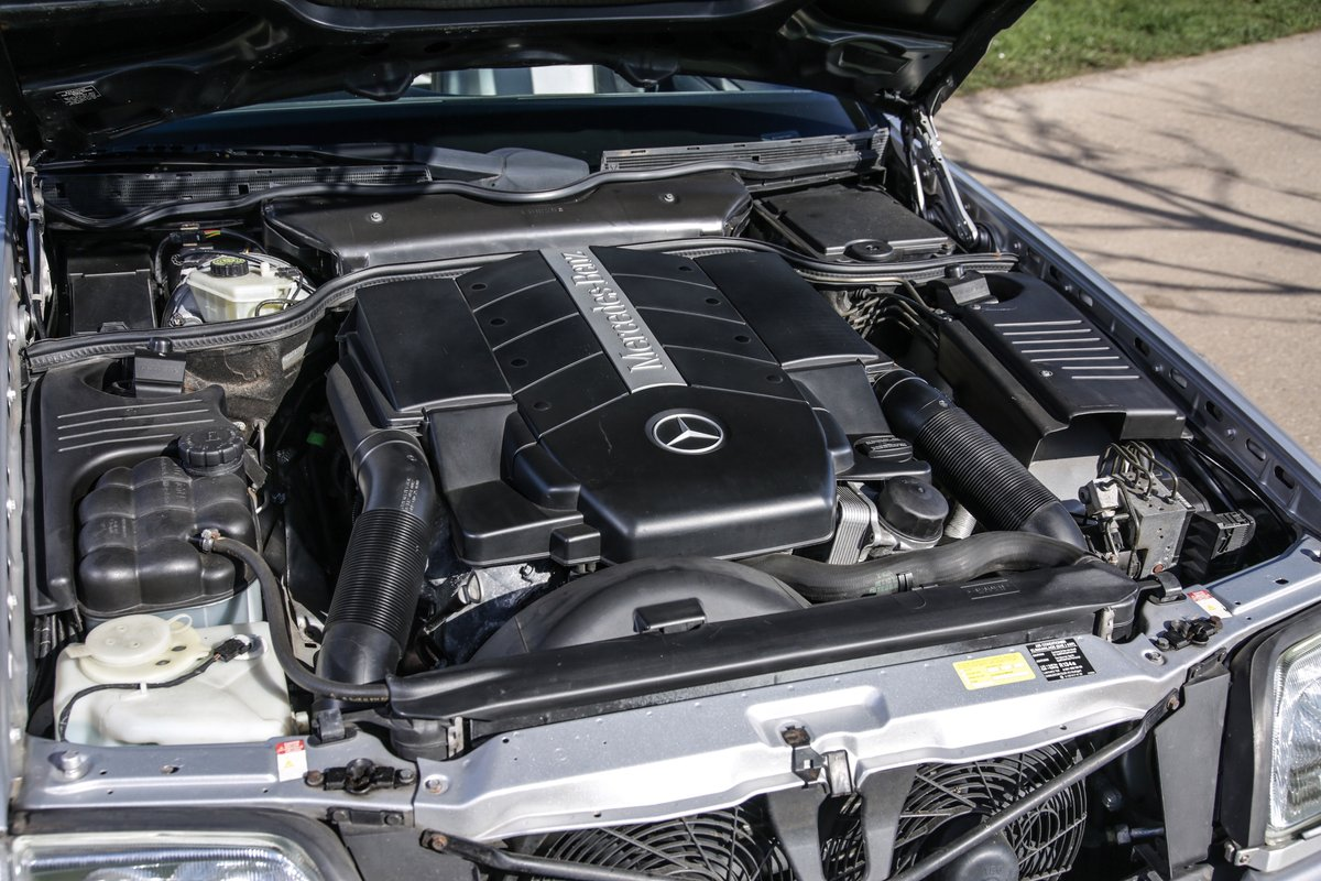2002 Mercedes Benz SL500  For Sale (picture 6 of 6)