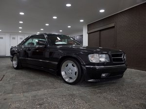 1990 560SEC AMG 6.0 DOHC Widebody Museum/Concourse For Sale