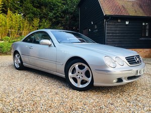 2002 Mercedes 500CL For Sale