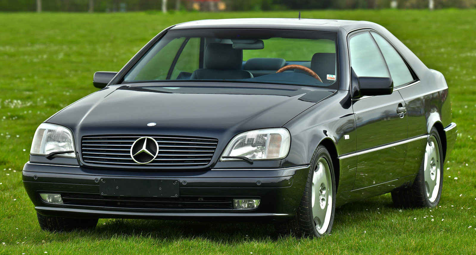 1998 Mercedes-Benz CL500 Sunroof Coupé For Sale (picture 1 of 6)