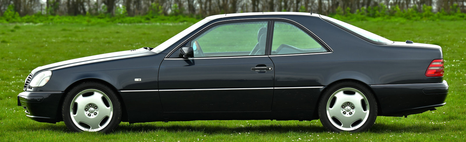1998 Mercedes-Benz CL500 Sunroof Coupé For Sale (picture 2 of 6)