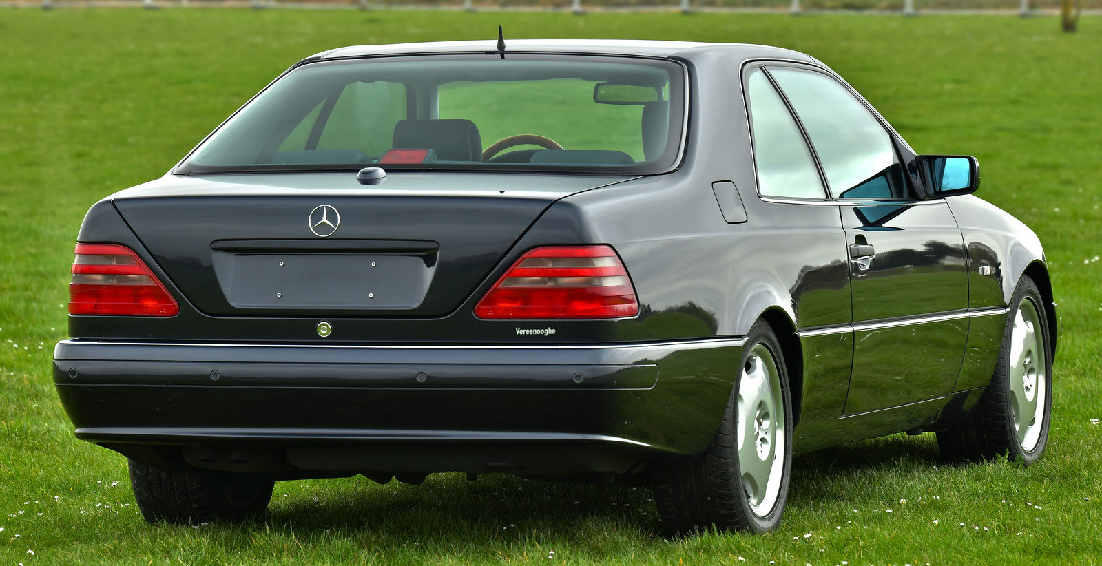 1998 Mercedes-Benz CL500 Sunroof Coupé For Sale (picture 3 of 6)