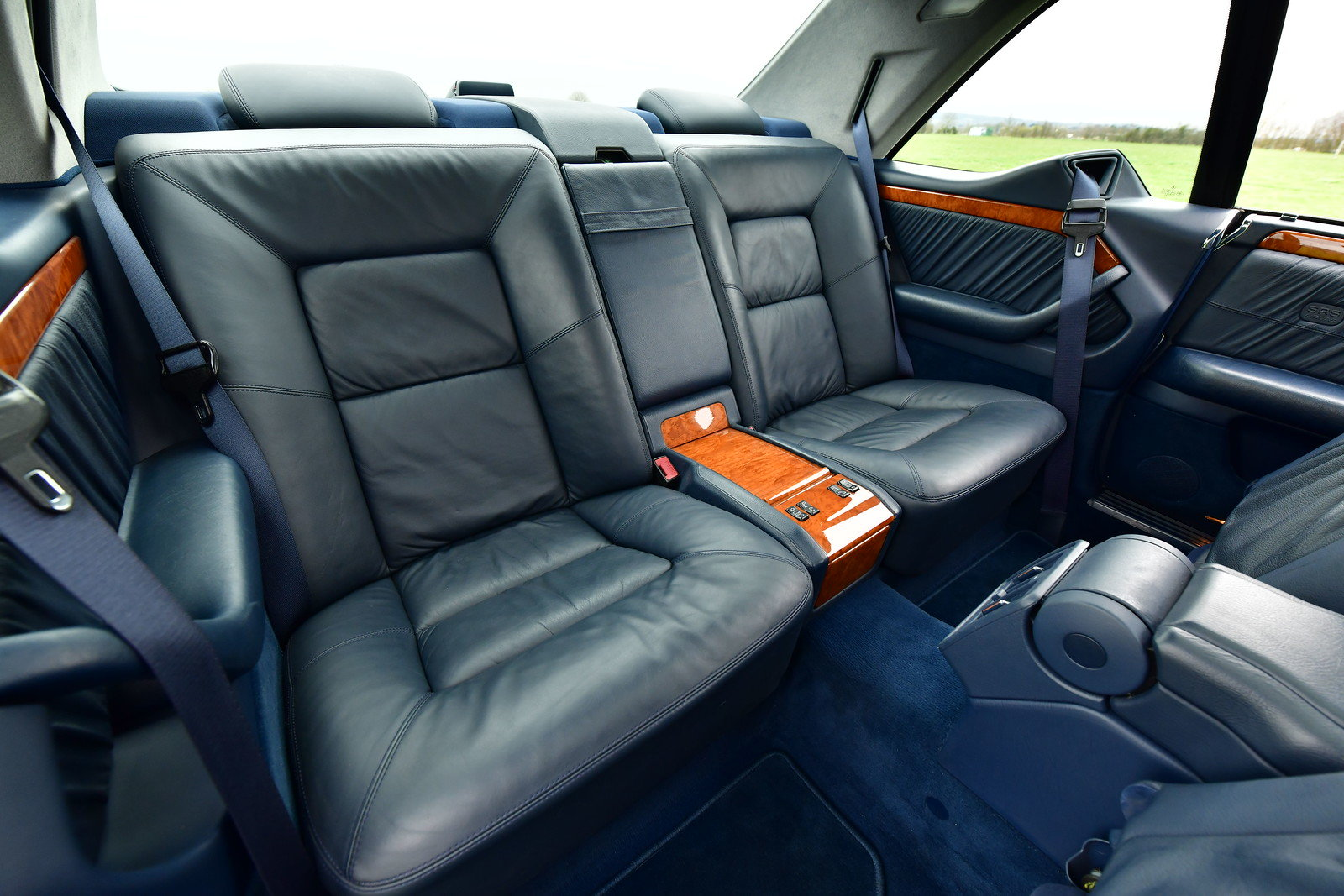 1998 Mercedes-Benz CL500 Sunroof Coupé For Sale (picture 5 of 6)