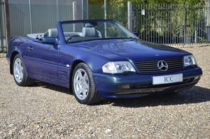 1998 R129 Model,  Lovely Low Mileage Example For Sale