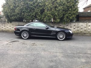 2002 SL55 AMG For Sale