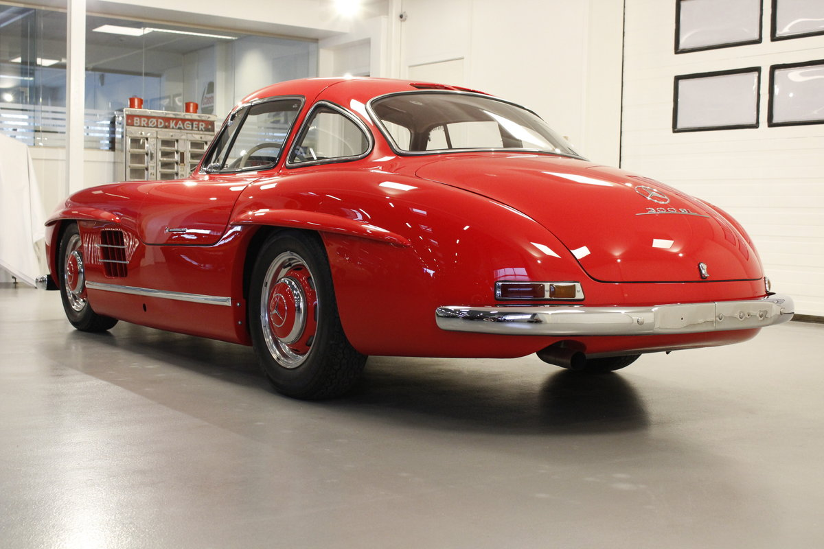 1955 Mercedes-Benz 300 SL Gullwing  For Sale (picture 3 of 6)