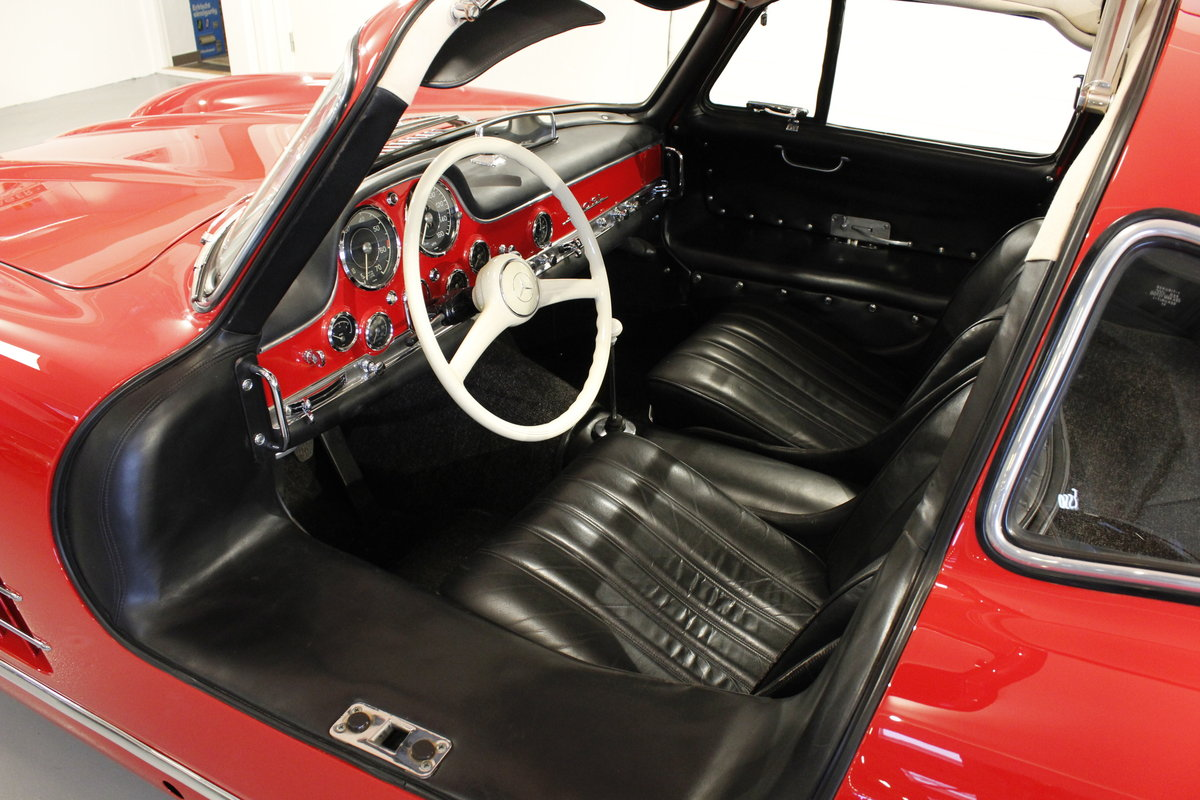 1955 Mercedes-Benz 300 SL Gullwing  For Sale (picture 4 of 6)