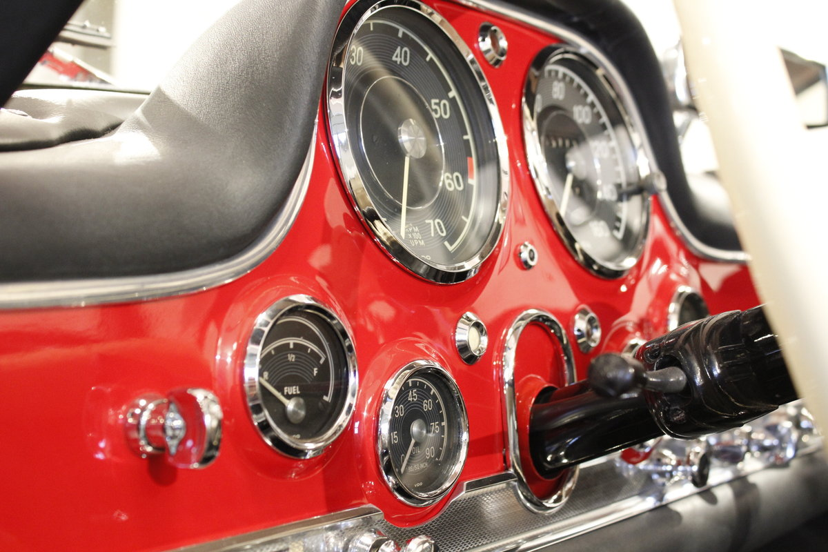 1955 Mercedes-Benz 300 SL Gullwing  For Sale (picture 5 of 6)